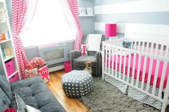 Chambre bébé fille originale - Idées de tricot gratuit