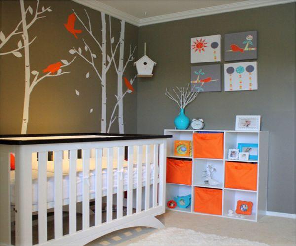 Chambre bébé garçon decoration - Idées de tricot gratuit