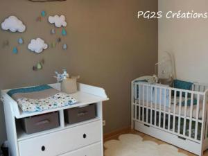 Création chambre bébé