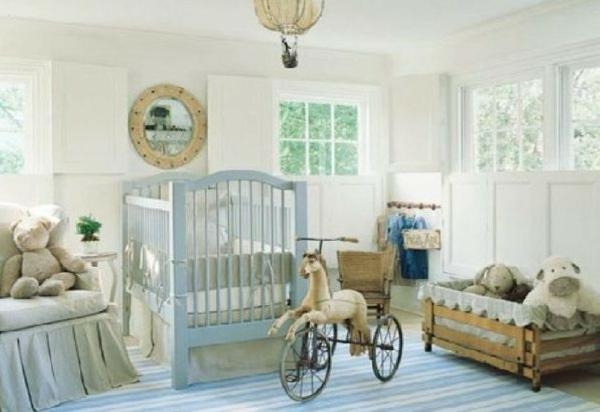 Décoration chambre bébé garçon vintage - Idées de tricot gratuit