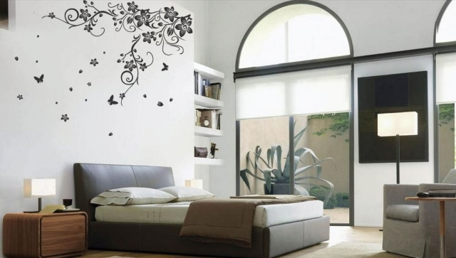 Decoration murale pour chambre a coucher - Idées de tricot gratuit