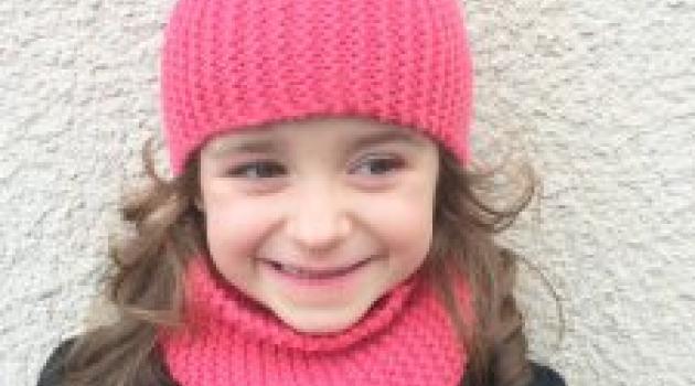Tricoter un bonnet fille - Idées de tricot gratuit 580846cd01c