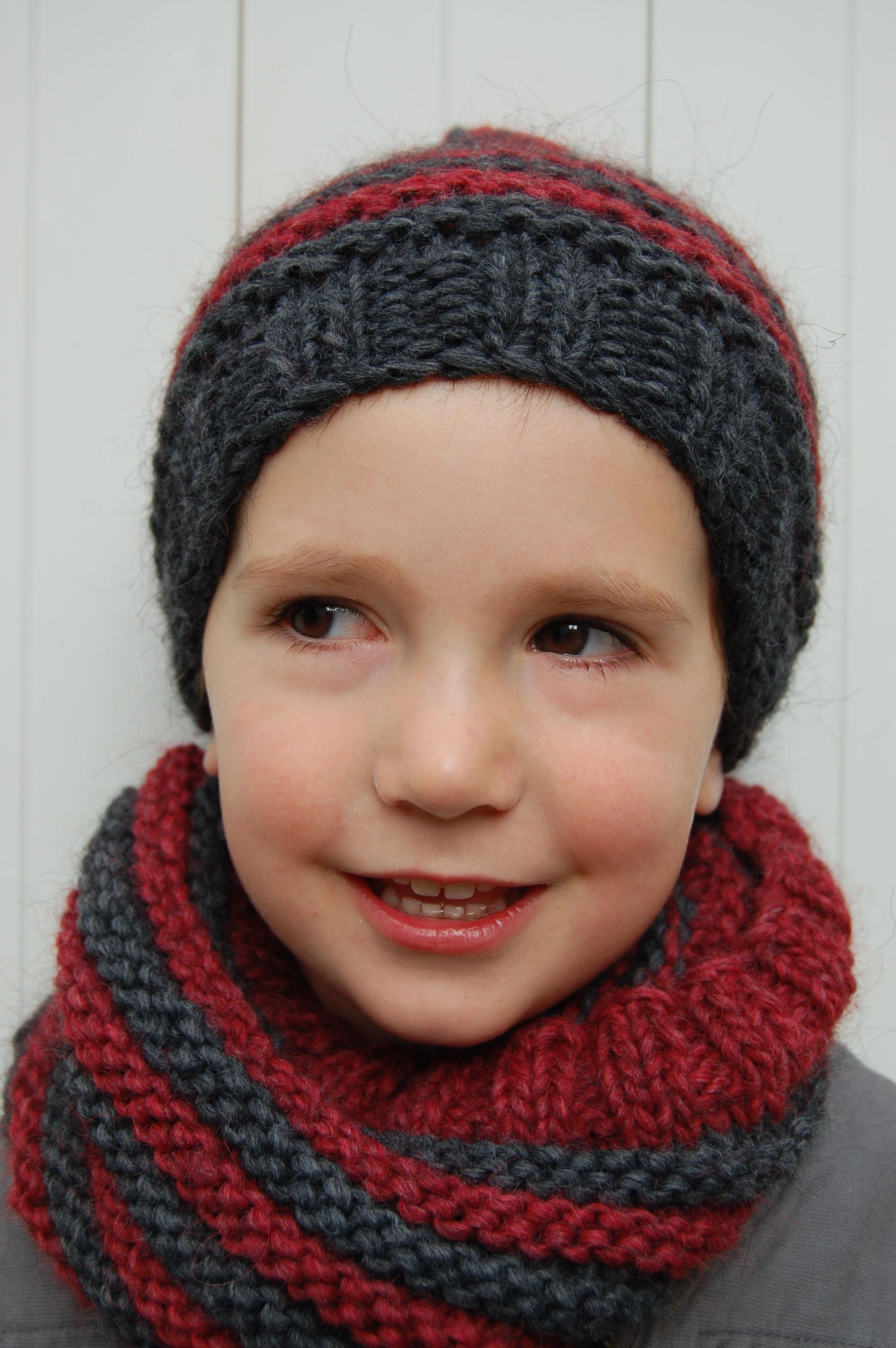 Tricoter un snood garcon - Idées de tricot gratuit 42ce701fd92