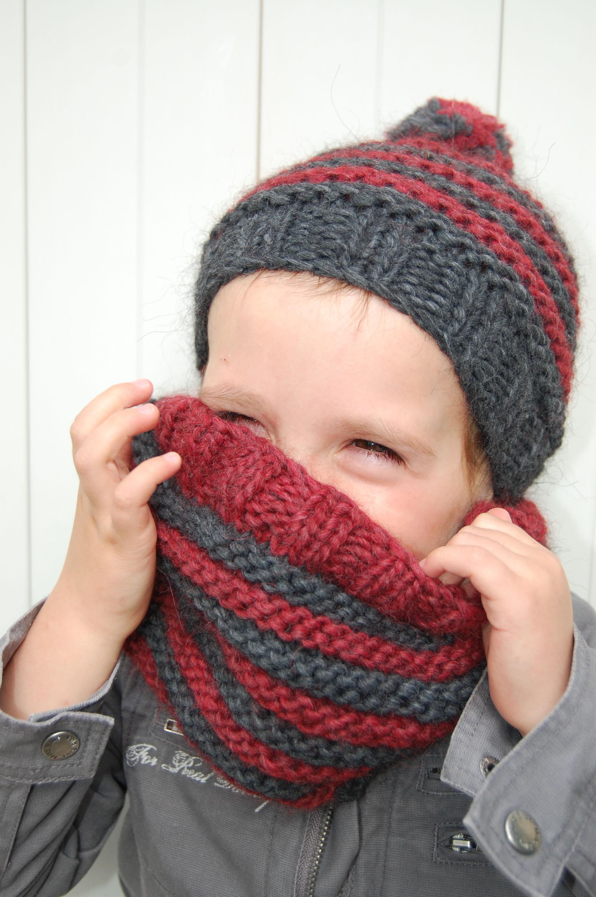 Tricoter un bonnet garcon - Idées de tricot gratuit 136e0e7f30b