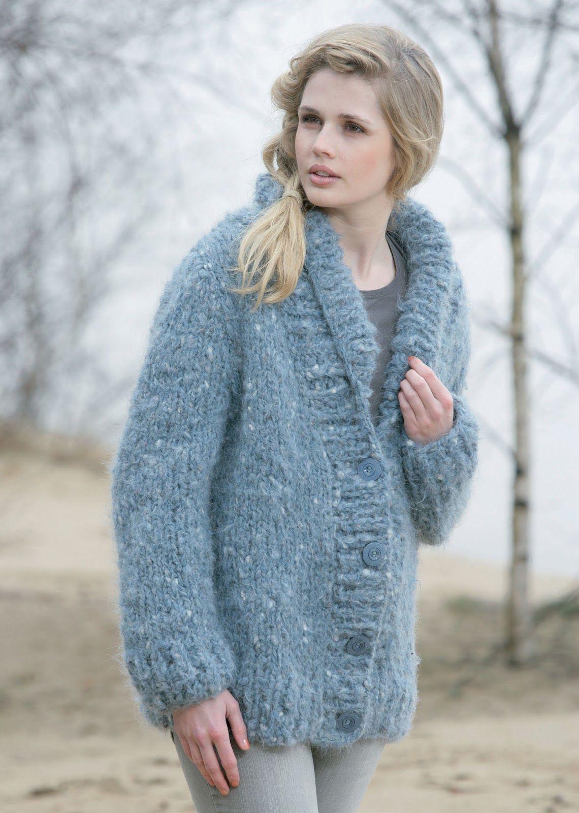 Gilet en tricot femme gratuit
