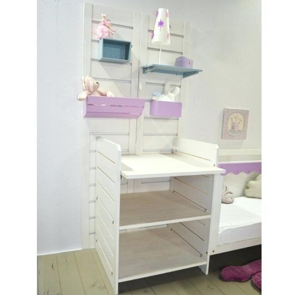 Chambre bébé kitty blanc