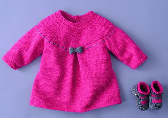 Modele de layette gratuit phildar - Idées de tricot gratuit 5efc5b95379