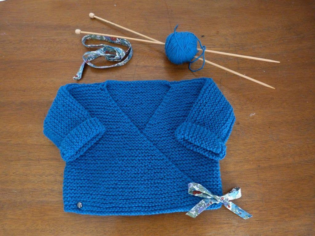 Tricoter pour bébé
