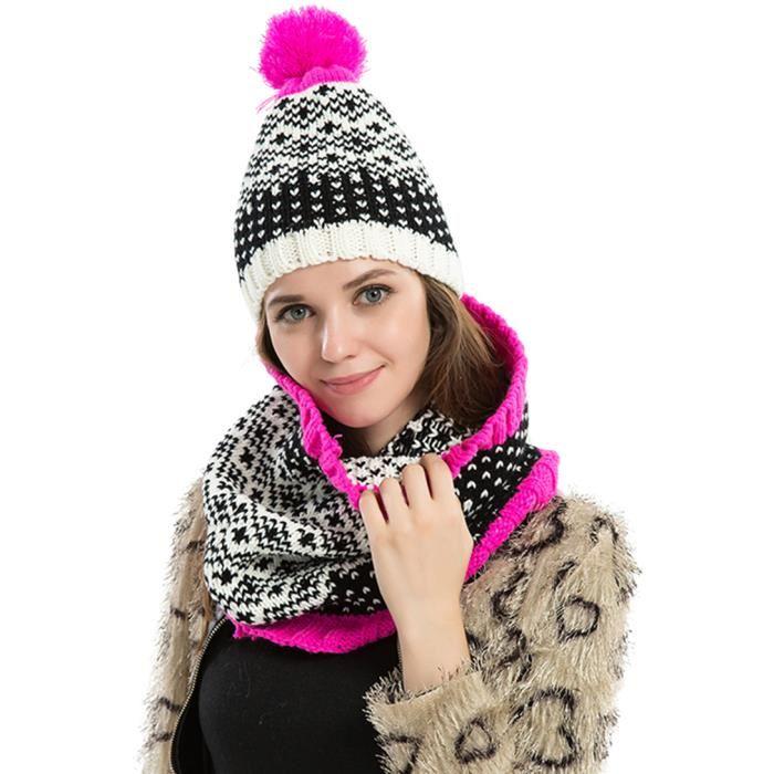 Tricoter un bonnet chaud - Idées de tricot gratuit
