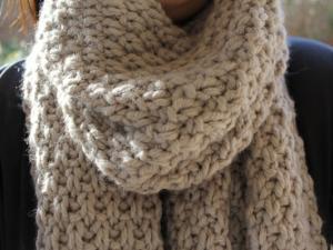 Patron tricot écharpe femme gratuit - Idées de tricot gratuit 6b5352e5837