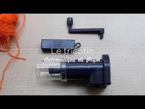 Tricotin automatique bergere de france