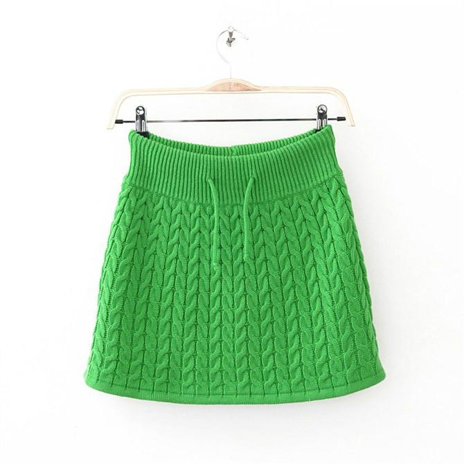 7158694fa0b25b Tricoter jupe - Idées de tricot gratuit