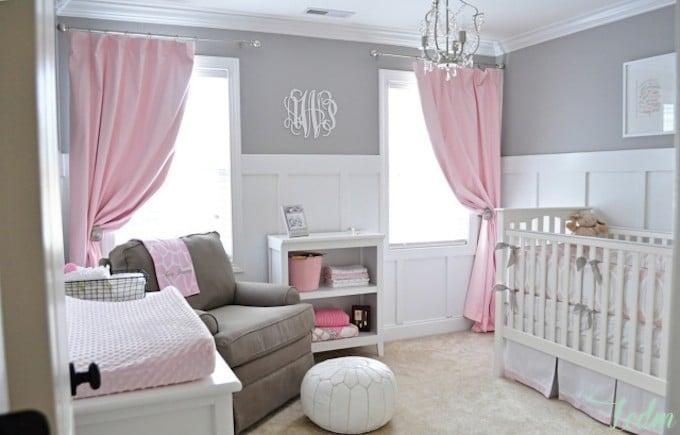 Chambre bebe fille idee deco - Idées de tricot gratuit