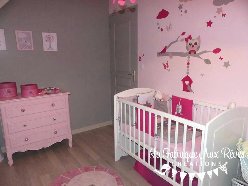 Chambre bebe fille rose et or - Idées de tricot gratuit