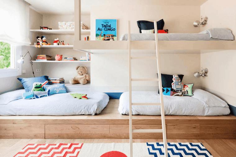 Modele chambre enfant - Idées de tricot gratuit
