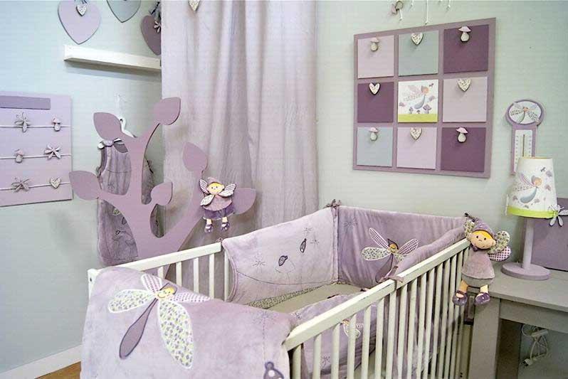 Idee deco chambre bebe fille - Idées de tricot gratuit