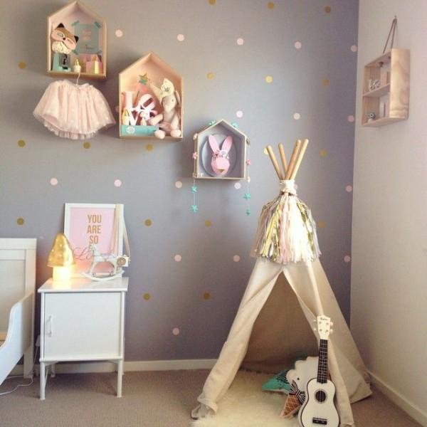 Chambre bébé fille cosy - Idées de tricot gratuit