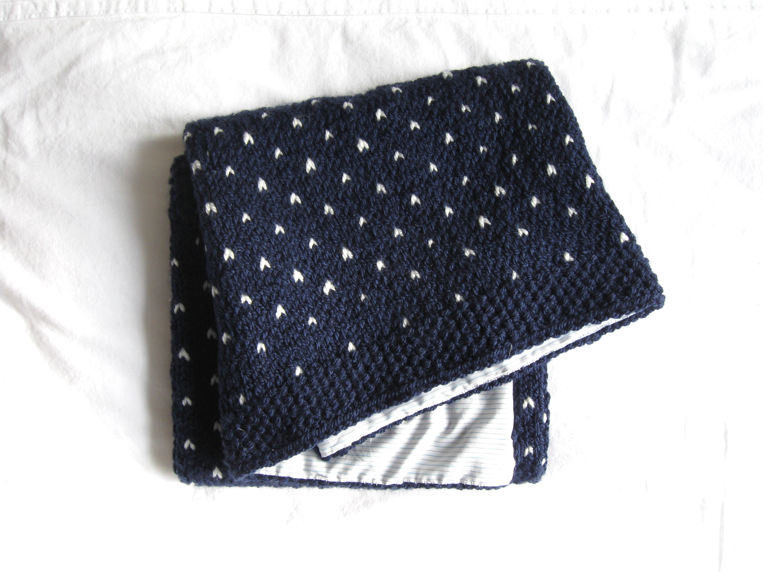 Tricoter couverture bébé