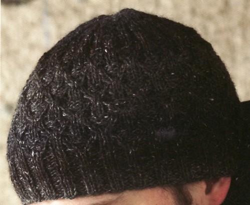 Tricoter un bonnet irlandais homme - Idées de tricot gratuit 7307f436f76