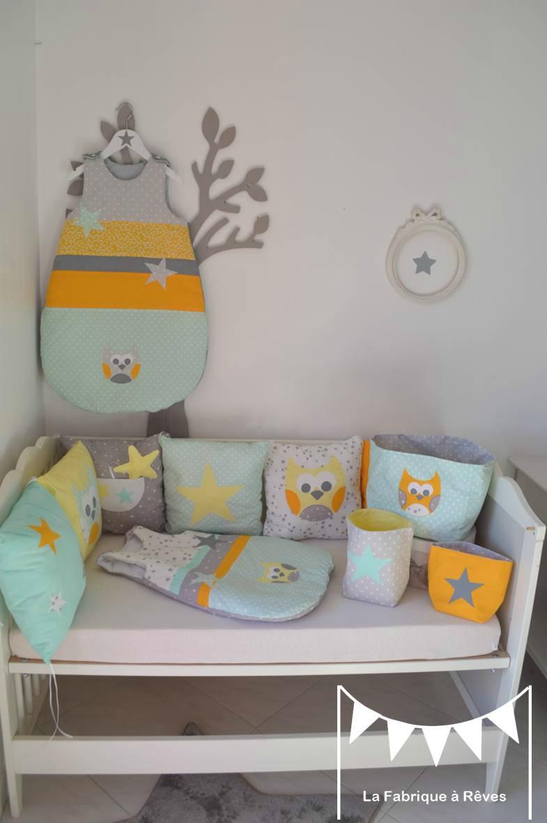 71635429599c4 Chambre bébé fille jaune et vert - Idées de tricot gratuit
