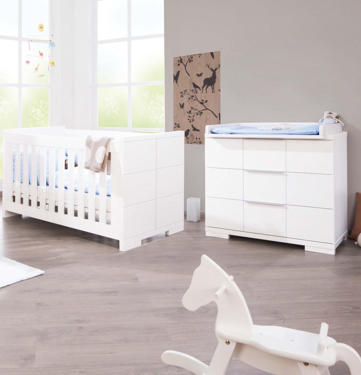 Chambre bébé commode - Idées de tricot gratuit