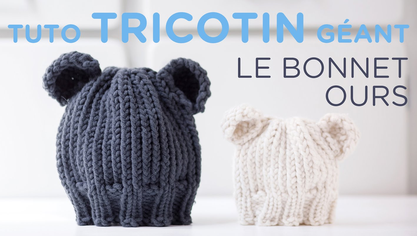 Tricotin sur youtube