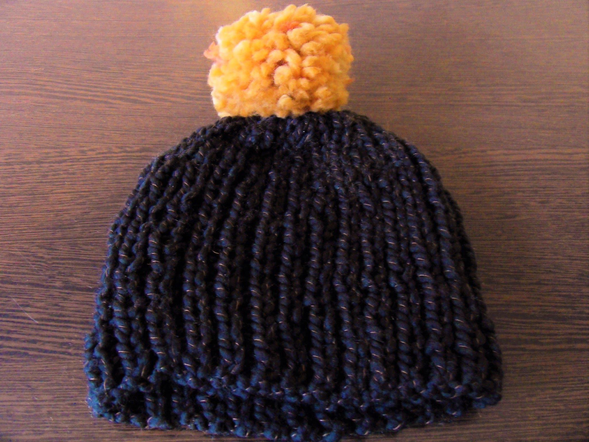 Tricoter un bonnet sans diminution - Idées de tricot gratuit baa6ad07cf9