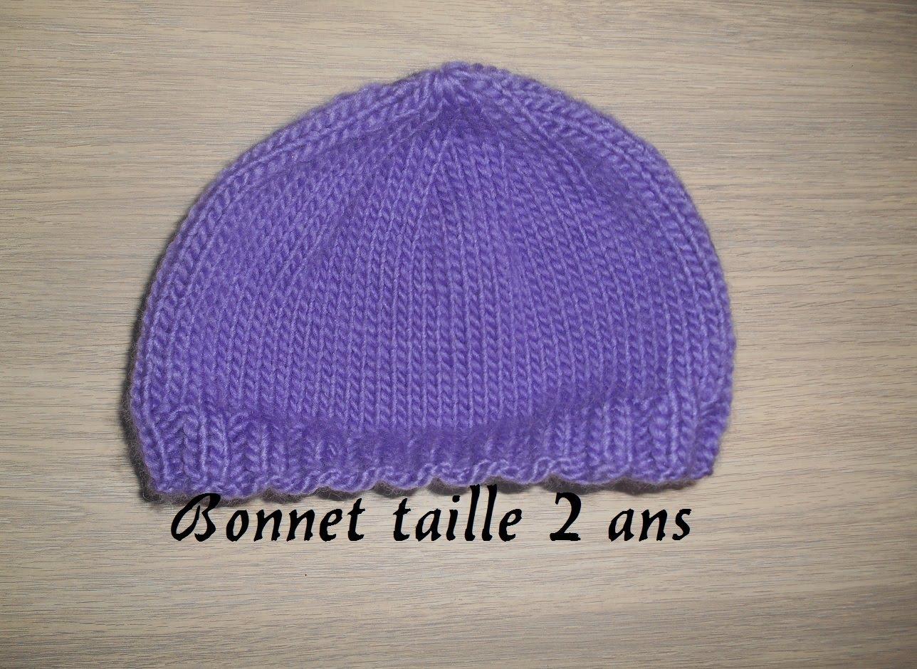 Tricoter un bonnet bébé youtube - Idées de tricot gratuit 62e005d1f78