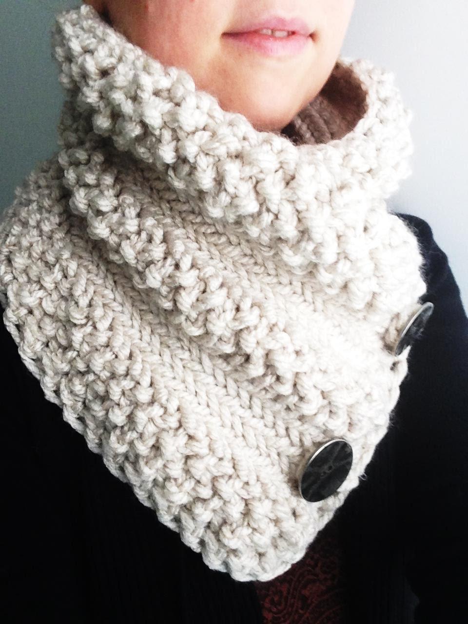 71f6de5fec69 Youtube tricoter un snood facile - Idées de tricot gratuit