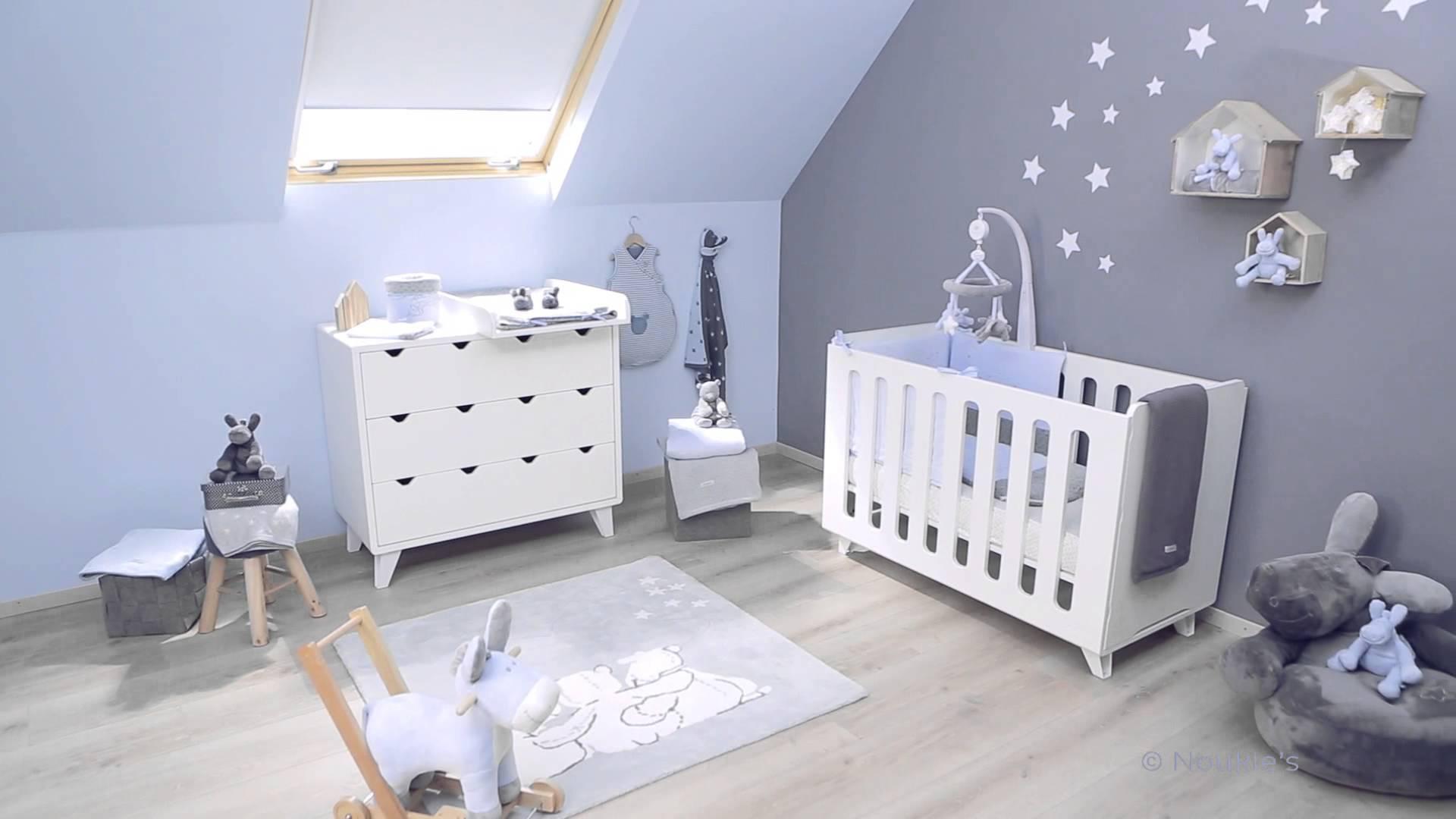 Chambre poudre d'etoile bebe 9