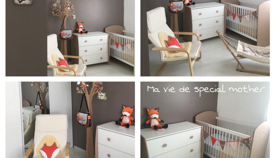 deco chambre bebe theme mixte