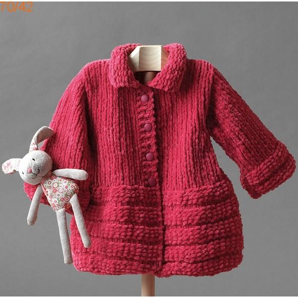 Modele tricot fille gratuit
