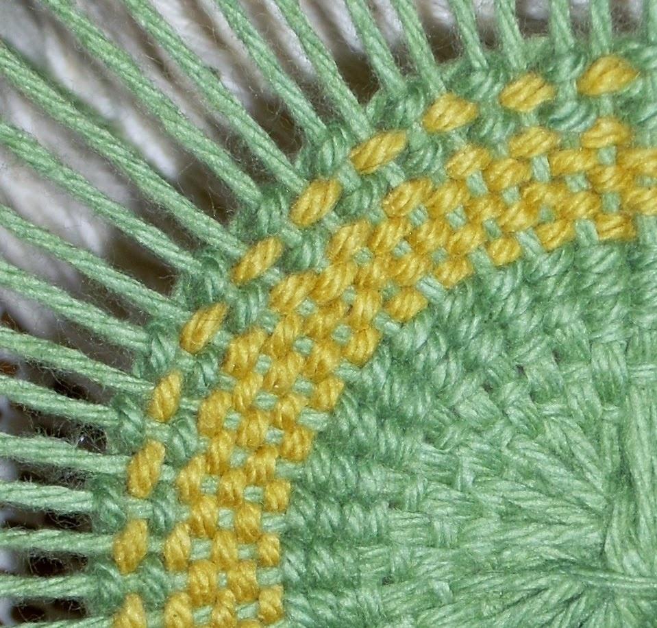 Tricotin tissage
