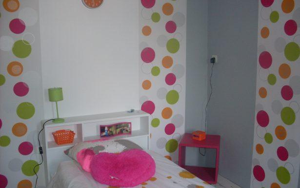 Papier peint chambre b b gar on leroy merlin id es de - Papier peint chambre fille leroy merlin ...