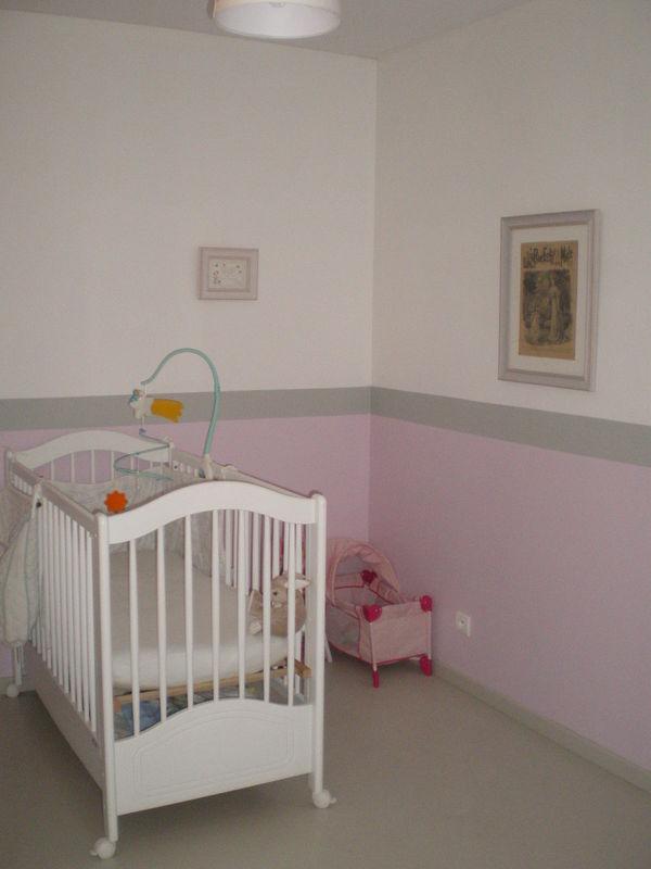 Merveilleux Chambre Bébé Fille Peinture Idées De Tricot Gratuit