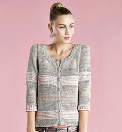 Gilet tricot modèle gratuit