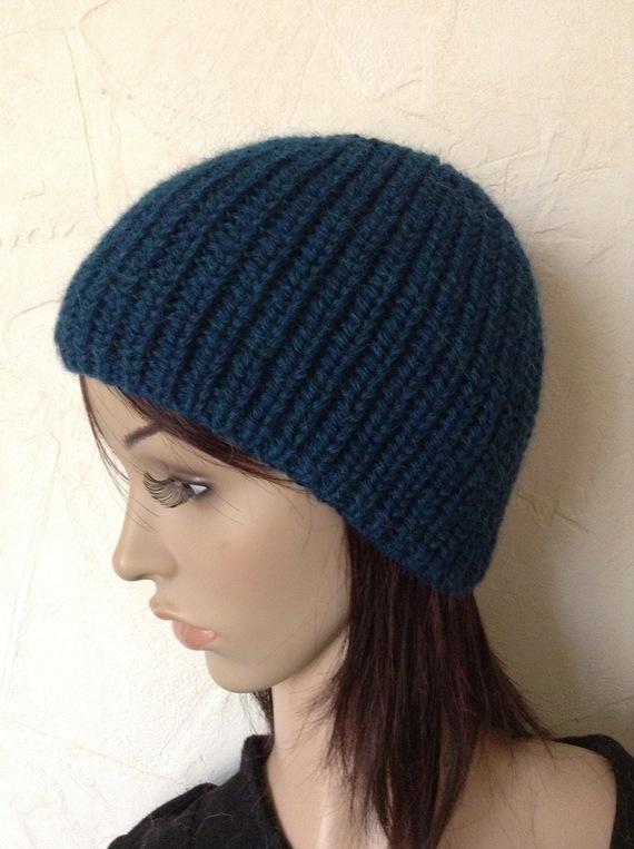 Tricoter un bonnet cote anglaise - Idées de tricot gratuit