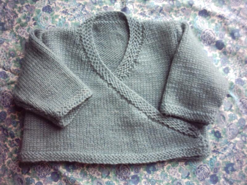 Tricot facile layette phildar - Idées de tricot gratuit 1884b4c45d2