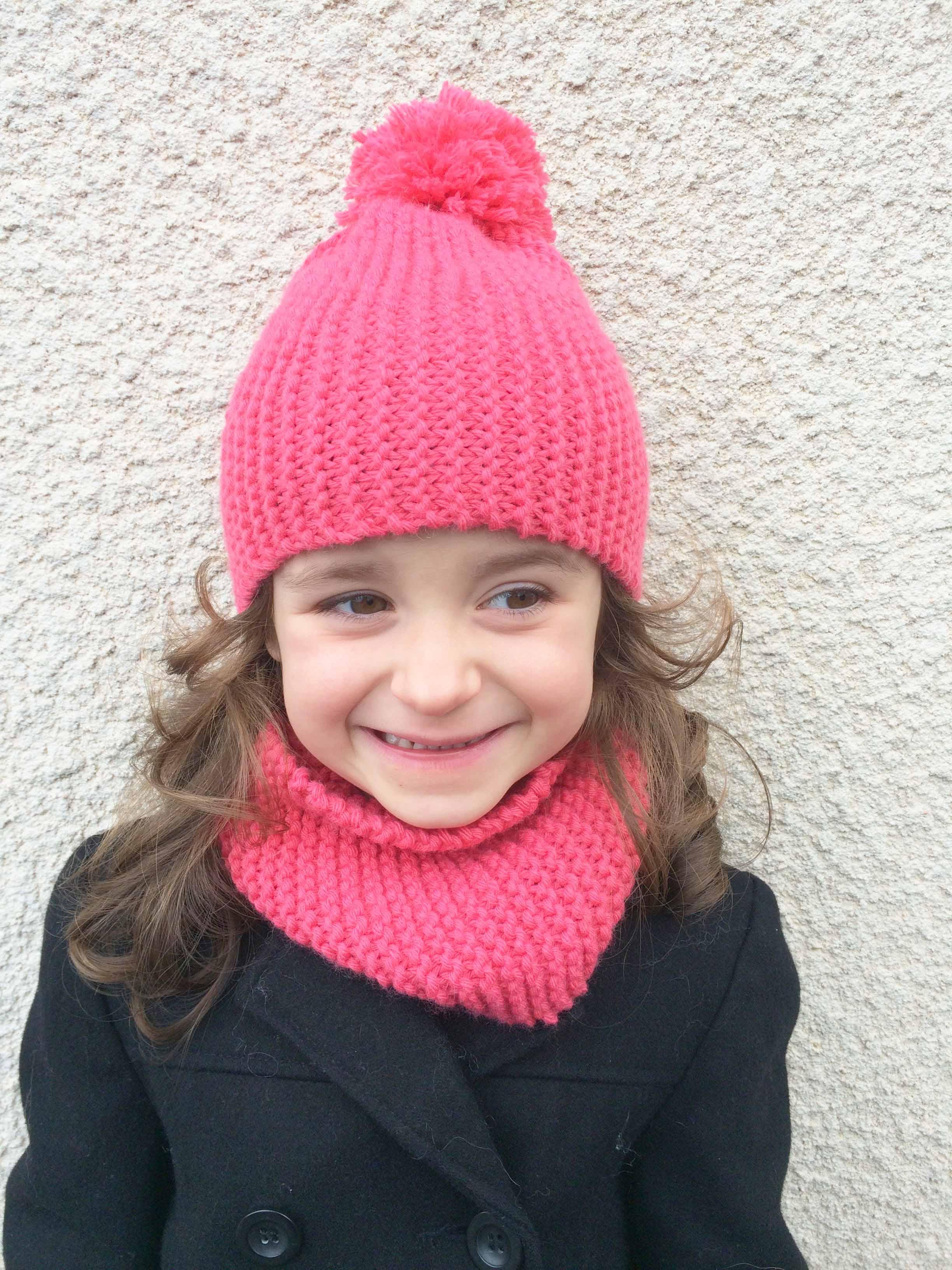 Tricoter un snood 6 ans - Idées de tricot gratuit bc489472bea