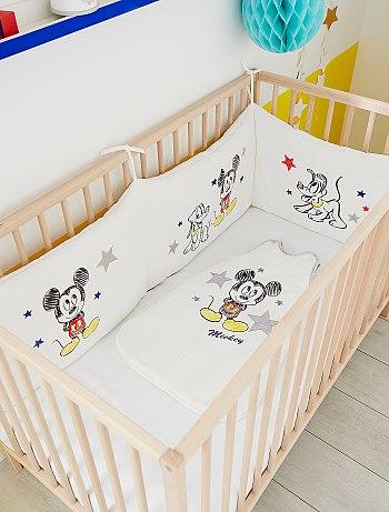 Tour de lit bébé pas cher maroc - Idées de tricot gratuit
