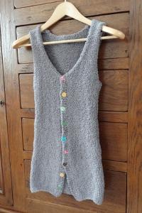 Tricoter gilet facile