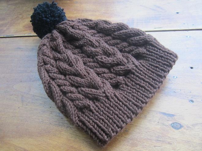 0f9f4eb8db11 Tricoter un bonnet homme tuto - Idées de tricot gratuit
