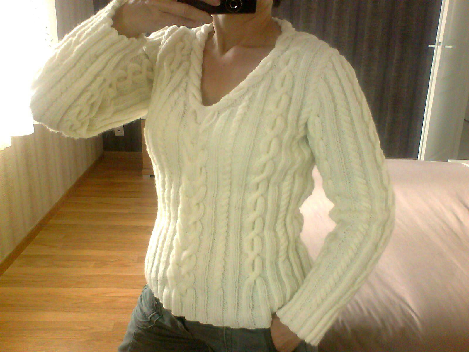 Tricot pull femme bergere de france - Idées de tricot gratuit afd24a5b049