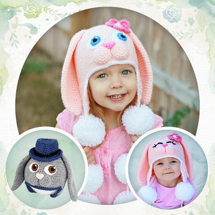Tricot bonnet bébé lapin - Idées de tricot gratuit 65361f11a2b