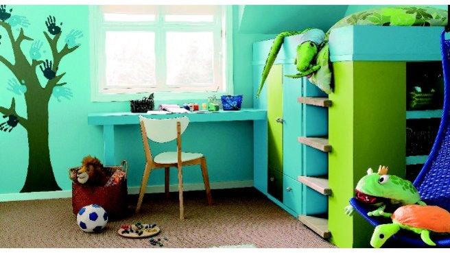 Quelle peinture choisir pour chambre b b id es de tricot gratuit - Couleur chambre mixte ...
