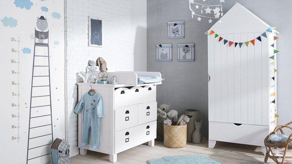Deco chambre bebe fille marin id es de tricot gratuit - Chambre enfant marin ...