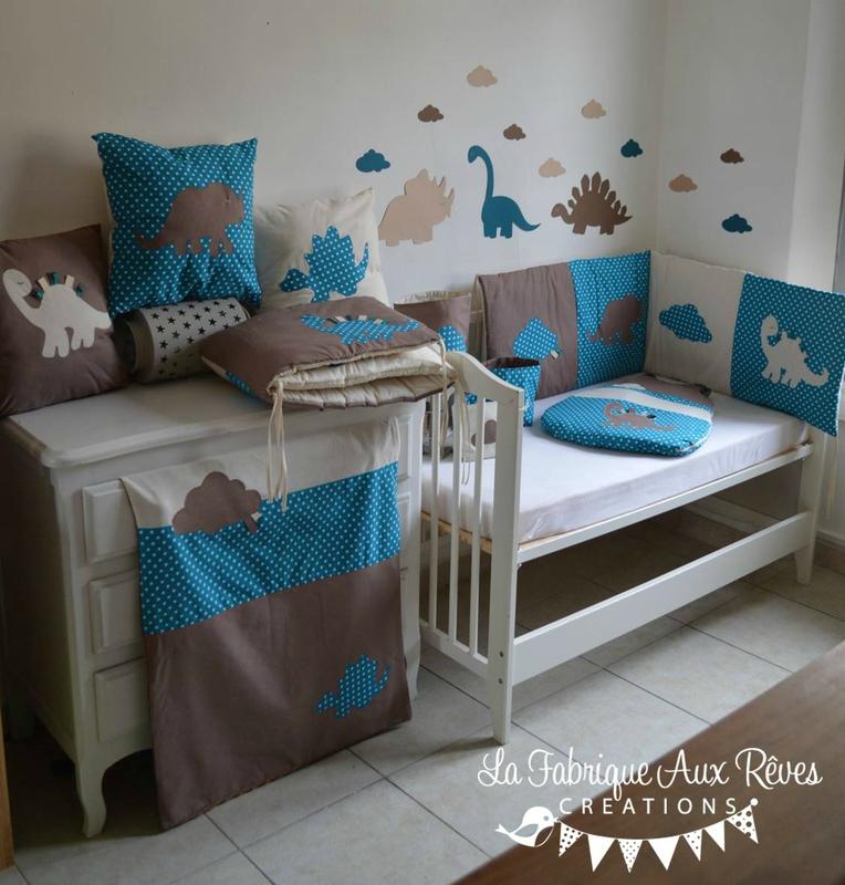 Deco Chambre Bebe Garcon Beige Et Bleu Idées De Tricot Gratuit
