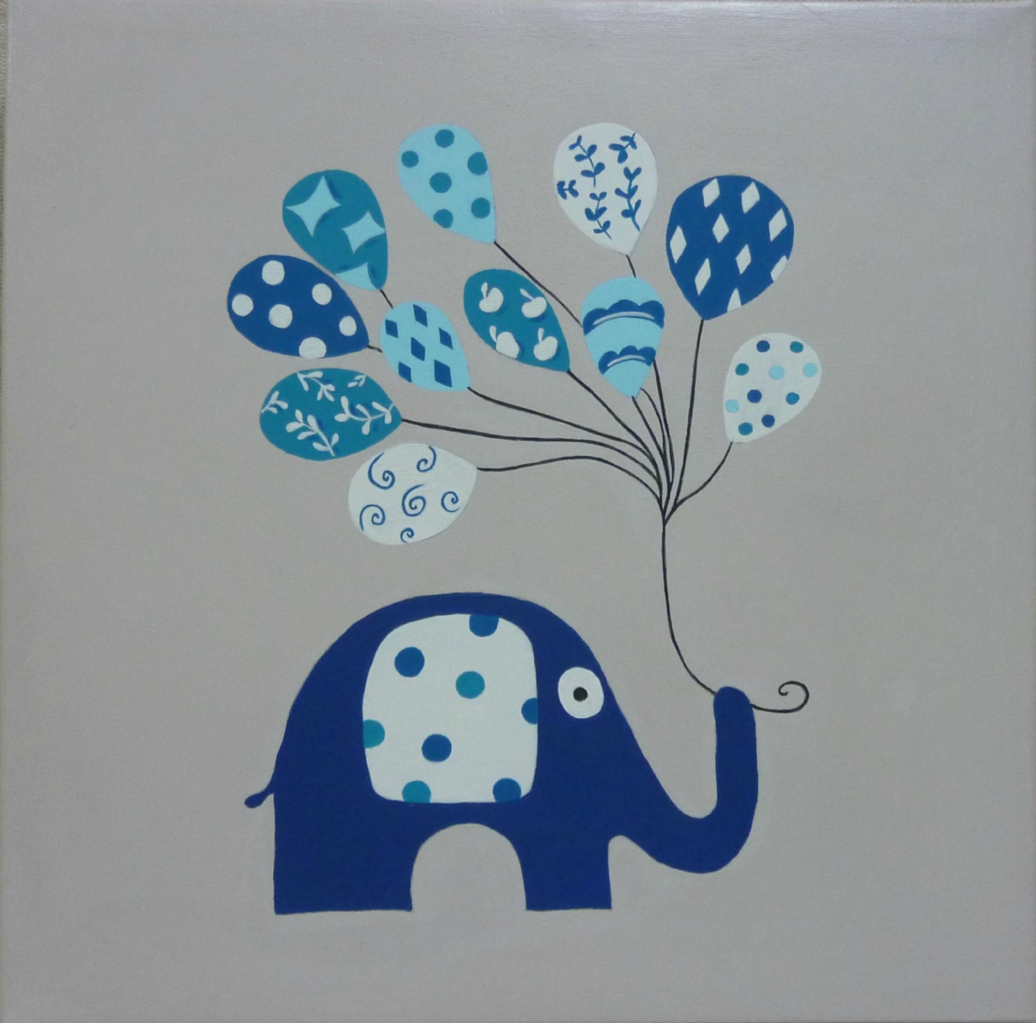 Tableau Peinture Chambre Bébé Idées De Tricot Gratuit