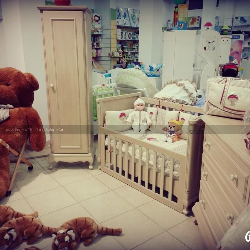 Chambre bébé sfax prix