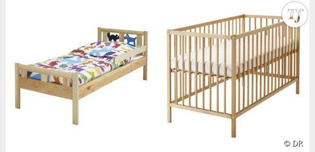 Ikea Nantes Lit Bebe